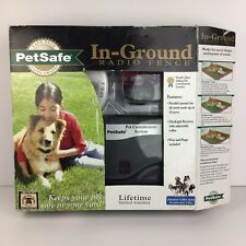 New listing Petsafe In-Ground Radio Containment Fence W/ Ultralight Receiver New In Open Box