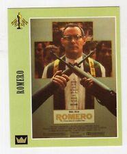 Figurina SUPERCINEMA EVENTS MAXI CARDS NUMERO 115 ROMERO