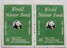 Ned. - Paar Wereld Natuur Fonds, nog op papier