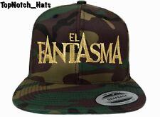 El Fantasma Hat Camouflage Color Way Brand New Ships Now !!!