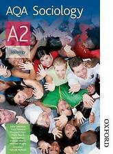 AQA Sociology A2: Student's Book, Mark Peace, Mike Wright, Neil Renton, Anthony