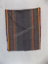 Antique Traditional Folk Macedonian Hand-woven Apron from Delchevo Municipality