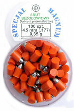 100 PCS Specjal Magnum Heavy long range airgun air rifle pellets 0.177 (4,5mm)