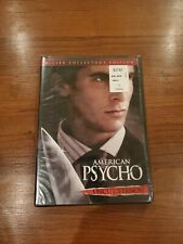 New listing American Psycho (Dvd, 2005, Uncut, Killer Collector's Edition) New