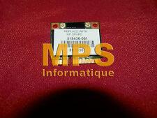 compaq presario cq60carte wifi / hp spare 518436-001