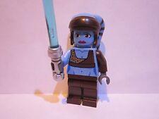 Lego Star Wars AAYLA SECURA minifigure lot 8098 100% REAL LEGO BRAND