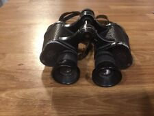 Carl Zeiss  Jena D.F 6X Binoculars Military Rare collectable