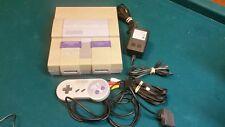 Super Nintendo SNES Video Game Console - Complete #101