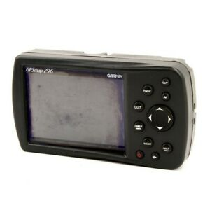 Used Garmin GPSmap 296 Americas (updated all database) Receiver unit only #12