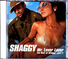 SHAGGY - MR. LOVER LOVER - THE BEST OF SHAGGY ... PART 1 - CD ALBUM [1181]