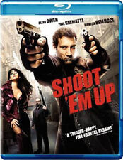 SHOOT EM UP - BLU-RAY - REGION B UK
