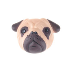 Anti stress ball Pug Dog Mini Squeeze Squishy Toy Slow Rising kids adults toy 0G