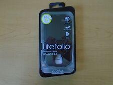Odoyo LiteFolio for Samsung S4, Black PH613EB