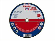 Faithfull - Cut Off Disc for Metal 300 x 3.5 x 20mm
