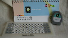 Cricut Cartridge - CREATE A CRITTER - Gently Used - No Box