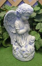 Pixi Cherub Angel Praying Latex Fiberglass Production Mold Concrete Plaster