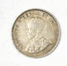 1911 Canada 5c Five Cents Silver Coin Half Dime KM# 16