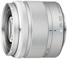 Panasonic LUMIX G VARIO 35-100mm F4.0-5.6 H-FS35100-S Silver from japan