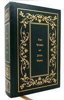 Jules Verne WORKS OF JULES VERNE Twenty Thousand Leagues under the Sea; a Journe