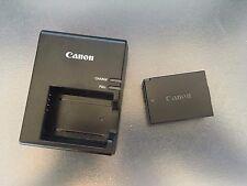 Canon LC-E10 Battery Charger + Canon LP-E10 Battery