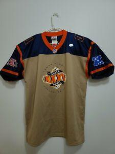 "VTG Super Bowl XXXV Shirt 2001 Tampa Florida NFL Size XL ""the bowl"" NEW w Tags"