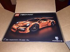 LEGO Technic 42056  Porsche 911 GT3 RS - LOT OF 2 - IN HAND, READY TO SHIP - NEW