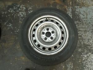 """MERCEDES VITO 2014 (639) 16"""" STEEL WHEEL WITH TYRE 205/65/16 #22"""