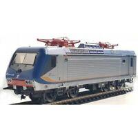 VITRAINS 2240 E464.124 Trenitalia nuova livrea DTR grigio/blu/arancio FS