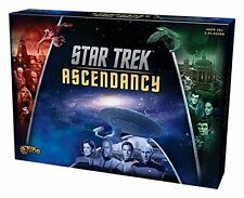 Star Trek Ascendancy Board Game - New