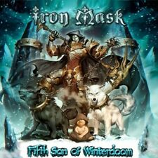 Iron Mask - Fifth Son of Winterdoom CD 2013 power metal Belgium AFM Records