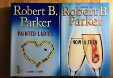 Robert B. Parker (2) Spenser Novels - Hardcover / Painted Ladies and Now & Then