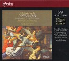 Thomas Tallis : Spem in Alium CD
