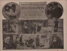 Regeneration 1923 U.S. Herald