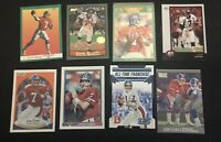 Lot Of 50 Denver Broncos Football Cards