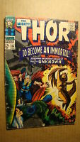 THOR 136 VS 2ND APPEARANCE OF SIF 1966 SILVER AGE MARVEL ODIN LOKI
