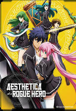 Aesthetica of a Rogue Hero: The Complete Series - S.A.V.E. (Blu-ray Disc, 2013,