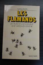 Les Flamands, un peuple en mouvement, une nation en devenir - Ruys