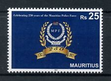 Mauritius 2017 MNH Mauritius Police Force MPF 250 Years 1v Set Stamps
