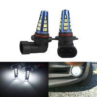 2x BA9S 5 SMD LED Classic Car Sidelight Bulb 12V White GLB233 360 3893 GLB989