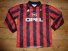 AC MILAN  football shirt 1994 Lotto (XL) SOCCER JERSEY CAMISETA MAILLOT MAGLIA