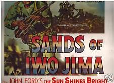 Sounds Of Iwo Jima/The Sun Shines Bright-2 Original  Movie Soundtracks-Record LP