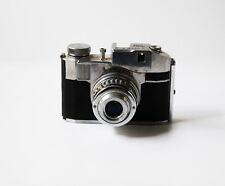 Macchina Fotografica Epoca Bencini Comet S Vintage Film Camera Made in Italy '50