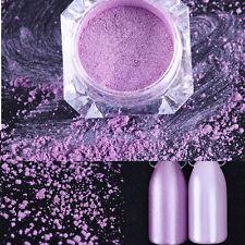 2g Mirror Pearl Powder Dust Shimmer Mermaid Glitter Pigment Purple  BORN PRETTY