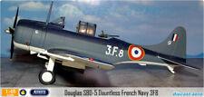 ** RARE ** Douglas SBD-5 Dauntless Aeronavale 3F8 Armour Collection 1:48 B11B936