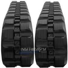 """NEW RUBBER TRACKS ** SET of TWO ** FOR VOLVO MC90 450X86X56 17.7"""""""