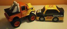 Ertl-2 Rock 'n Roll Cars-Nascar-Ward Burton-2002 & Monster Truck-Cobra Strike