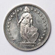 2 Francs Coin - Switzerland 2013