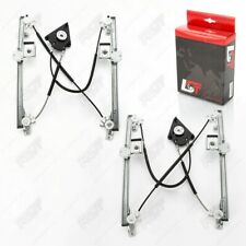 2x Electric Window Lifter Complete Front Left Right for Seat Altea XL 5P