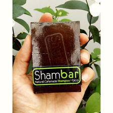 100% Natural Thai Handmade 100g Shampoo Bar Kaffir Lime, Aloe Vera, No Chemical