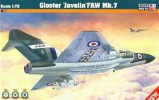 GLOSTER JAVELIN FAW MK 7 (RAF MARKINGS) 1/72 MISTERCRAFT